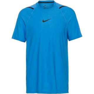 Nike Pro Funktionsshirt Herren coast-hrt-black