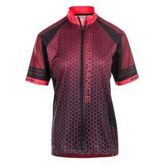 Endurance VERA W Bike S/S Shirt Trikot Damen 4033 Cabernet