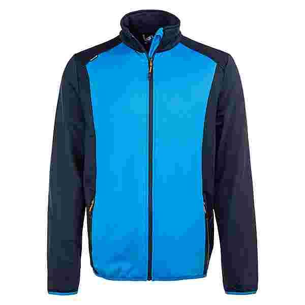 Whistler FRED M Powerstretch fleece Jacket Fleecejacke Herren 2062 Brilliant Blue