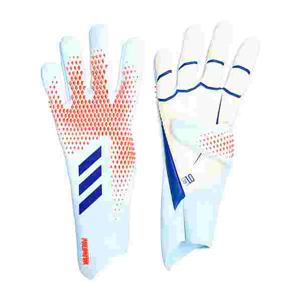 adidas Predator Pro TW-Handschuh Torwarthandschuhe Herren blaublaurosa