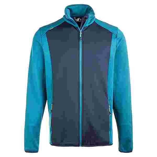 Whistler FRED M Powerstretch fleece Jacket Fleecejacke Herren 2119 Blue Coral