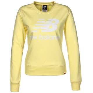 NEW BALANCE Essentials Crew Sweatshirt Damen grün