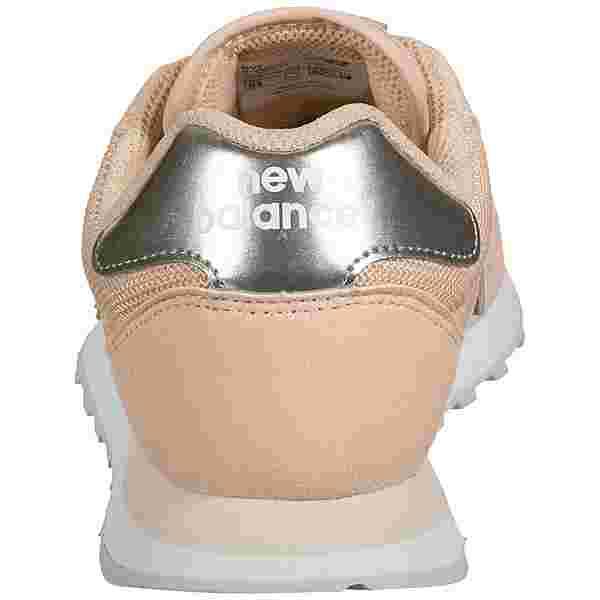 NEW BALANCE 500 Sneaker Damen altrosa / silber