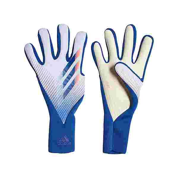 adidas X Pro Escape Light Torwarthandschuh Torwarthandschuhe blaublaurosa