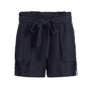 Khujo SAYE Shorts Damen Grau gewaschen