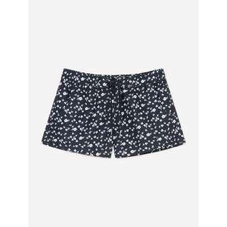 Marc O'Polo Beach Shorts Printed Beach Badeshorts Damen blueblack