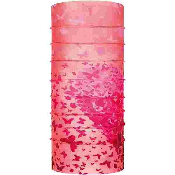 BUFF ORIGINAL ECOSTRETCH Schal Kinder butterfly pink