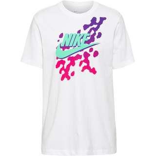 Nike NSW Futura T-Shirt Herren white