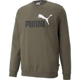PUMA Essentiell Sweatshirt Herren grape leaf