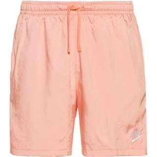 Nike NSW Badeshorts Herren arctic orange-white
