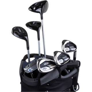 Callaway PK RH REVA BLACK 8PC GR WMS Golfschlägersatz Damen