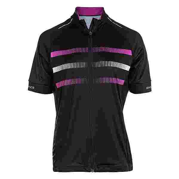 Endurance BEATRICE W Bike S/S Shirt Trikot Damen 4111 Purple Orchid