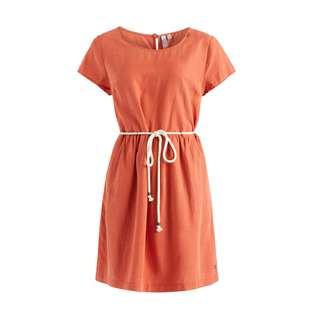 Khujo ASBA Kleid Damen Terrakotta