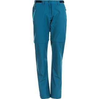 Whistler JULES W Softshellhose Damen 2119 Blue Coral