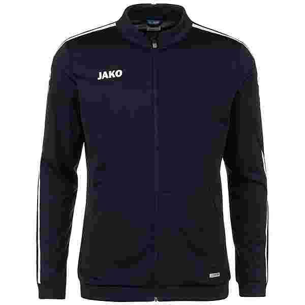 JAKO Striker 2.0 Trainingsjacke Herren dunkelblau / weiß