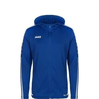 JAKO Striker 2.0 Trainingsjacke Kinder blau / weiß