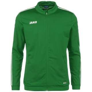JAKO Striker 2.0 Trainingsjacke Herren grün / weiß