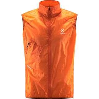 Haglöfs L.I.M Shield Comp Vest Outdoorweste Herren Flame Orange