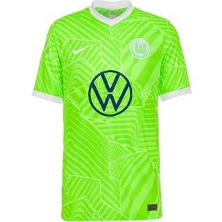Nike VFL Wolfsburg 21-22 Heim Trikot Herren ghost green-white