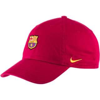 Nike FC Barcelona Cap noble red-amarillo