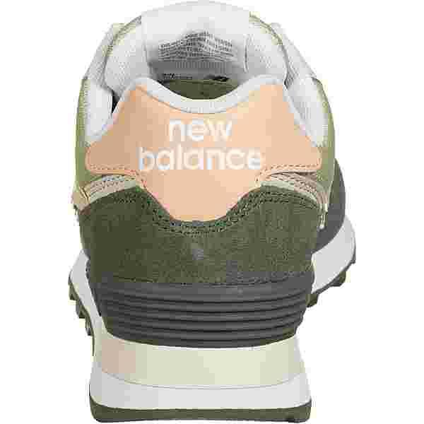 NEW BALANCE 574 Sneaker Damen grün