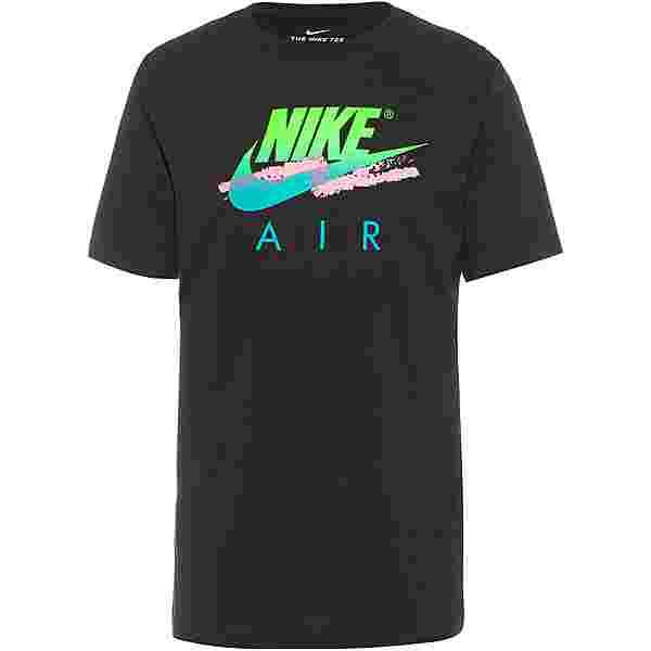 Nike NSW DNA Futura T-Shirt Herren black