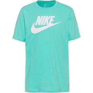 Nike NSW Icon Futura T-Shirt Herren tropical twist-white