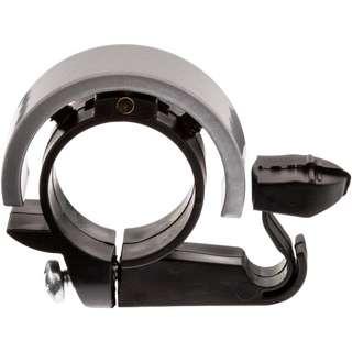 Contec Ring-a-Ring Fahrradklingel silber