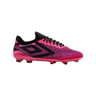 UMBRO Velocita VI Pro FG Fußballschuhe pinkschwarzweiss