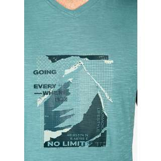 LPO Amon 2 T-Shirt Herren türkis