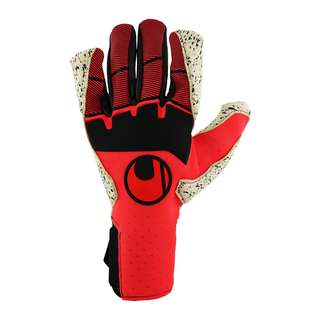 Uhlsport Pure Force Supergrip+ HN TW-Handschuh Torwarthandschuhe Herren rotschwarzweiss
