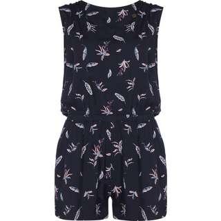 Ragwear Zella Print Jumpsuit Damen blau