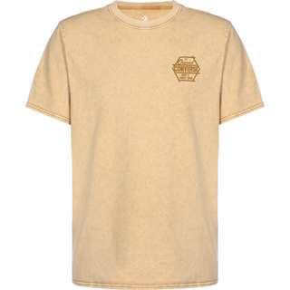 CONVERSE Original Graphic T-Shirt Herren beige