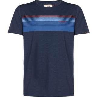 Ragwear Hake Organic T-Shirt Herren blau