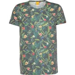 Ragwear Swan T-Shirt Herren grün