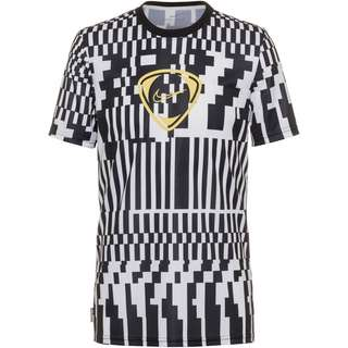 Nike Academy Funktionsshirt Herren white-black-saturn gold