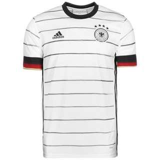 adidas DFB Home EM 2021 Trikot Herren weiß / schwarz