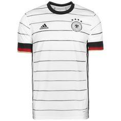 adidas DFB Home EM 2021 Fußballtrikot Herren weiß / schwarz