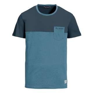 VAUDE Men's Nevis Shirt III T-Shirt Herren steelblue
