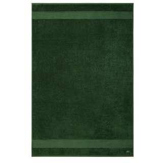 Lacoste L LE CROCO Badetuch vert