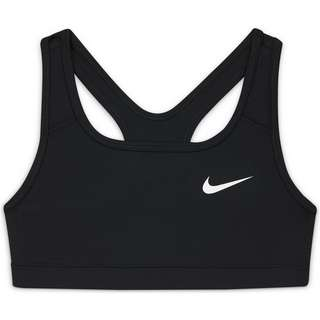 Nike SWOOSH BH Kinder black-white