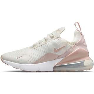 Nike Air Max 270 Sneaker Damen summit white-pink oxford-barely rose