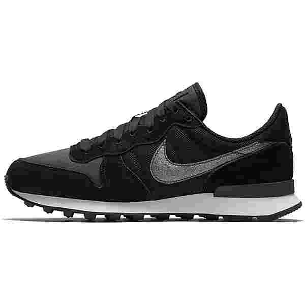 Nike Internationalist Sneaker Damen black-black-white
