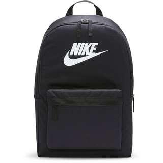 Nike Rucksack Heritage Daypack black-black-white