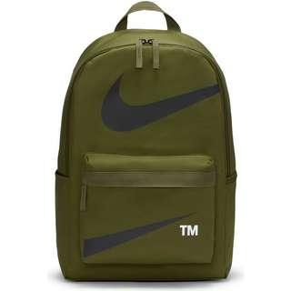 Nike Rucksack Heritage Swoosh Daypack rough green-rough green-black