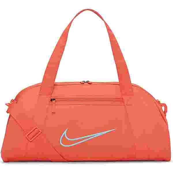 Nike Gym Club Sporttasche Damen chile red-chile red-white