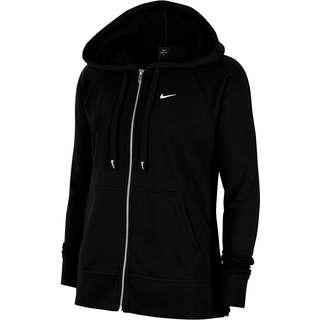 Nike Dri-FIT Get Fit Sweatjacke Damen black-white