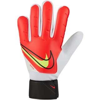 Nike Match Torwarthandschuhe bright crimson-black-volt