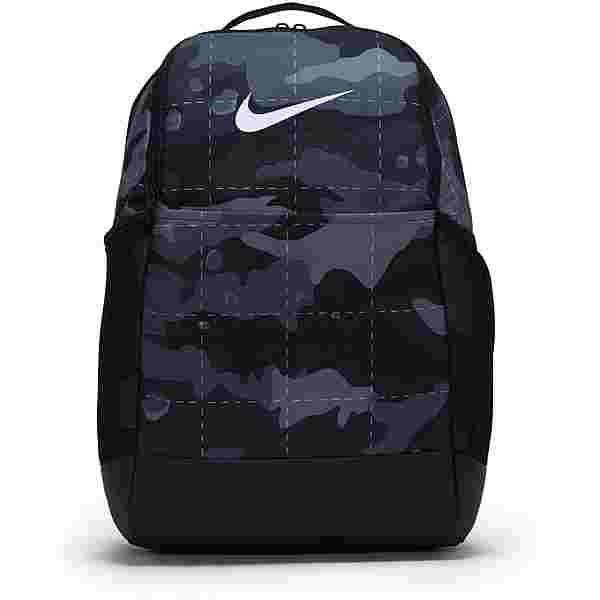 Nike Rucksack Brasilia Daypack smoke grey-black-white
