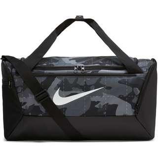 Nike Brasilia Duff S Sporttasche smoke grey-black-white